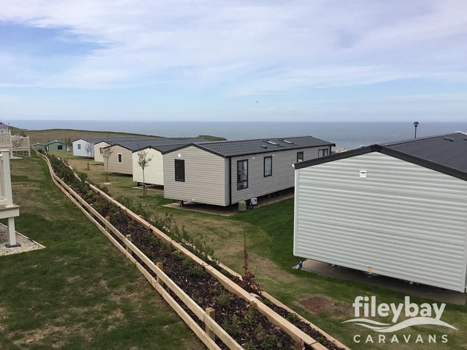 Osprey Heights 7 Platinum Filey Bay Caravans